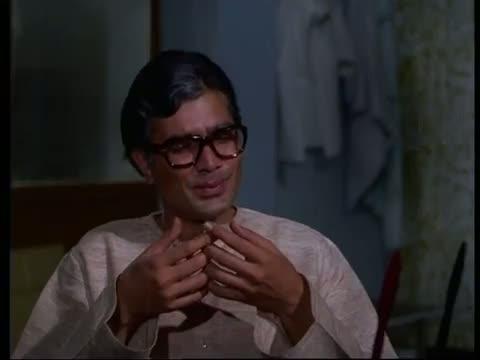 Sukh Shanti - Rajesh Khanna - Amar Prem - Bollywood Hit Scenes