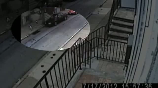 Philly Police - Man Tries to Abduct 10-Year-Old