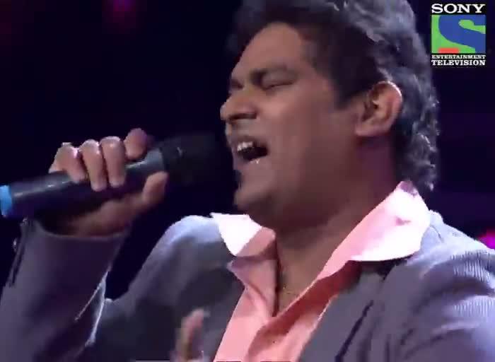 INDIAN IDOL SEASON 6 - EPISODE 15 - BEST PERFORMANCES - KAUSHIK DESHPANDE SINGING 'AAJA MERI JAAN' - 20TH JULY 2012
