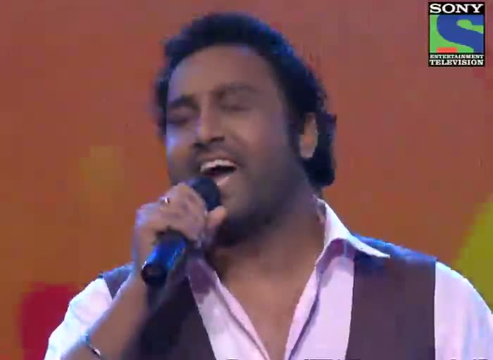 INDIAN IDOL SEASON 6 - EPISODE 16 - BEST PERFORMANCES - AMITABH NARAYAN SUNG 'MERE SAPNO KI RANI' - 21ST JULY 2012