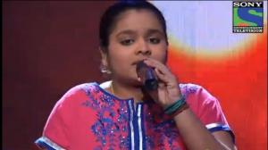 INDIAN IDOL SEASON 6 - EPISODE 16 - BEST PERFORMANCES - RITIKA RAJ SUNG 'HUME TUMSE PYAAR KITNA' - 21ST JULY 2012