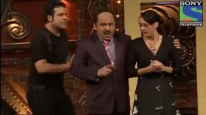 Kahani Comedy Circus Ki - Episode 45 - 22nd July 2012 - Krushna, Sudesh Lehri & Hazel Keech