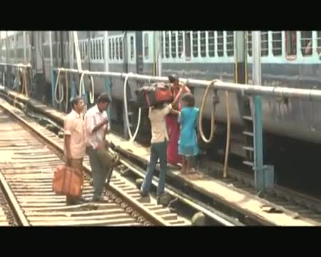 Railway service in Northeast limps back to normalcy