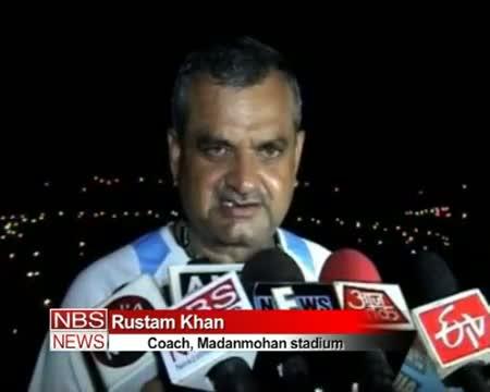 Allahabad turns into mini London celebrates Olympics spirit