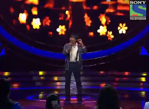 INDIAN IDOL SEASON 6 - EPISODE 17 - BEST PERFORMANCES - AMIT KUMAR SINGING 'JIYA DHADAK DHADAK JAYE' - 27TH JULY 2012