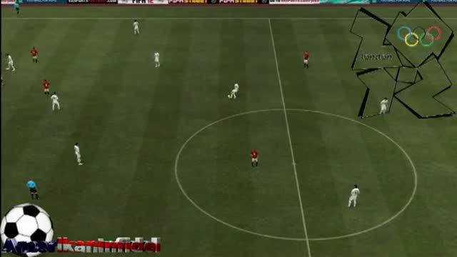 Egypt Vs New Zealand London 2012 Olympics (1-1) Group C 2nd Match Highlights/Predictor 7/29/2012