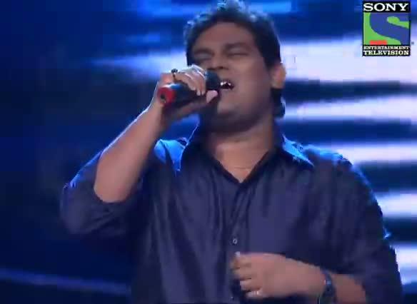 INDIAN IDOL SEASON 6 - EPISODE 18 - BEST PERFORMANCES - KAUSHIK DESHPANDE SUNG 'KHOYA KHOYA CHAAND' - 28TH JULY 2012