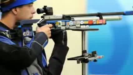Gagan Narang wins 10m Air Rifle Bronze, fetches first Medal for India