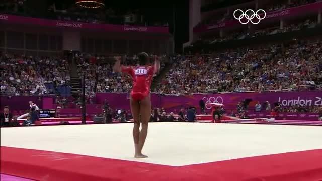 Gymnastics Artistic Women's Team Final - USA win Gold - London 2012 Olympic Games Highlights