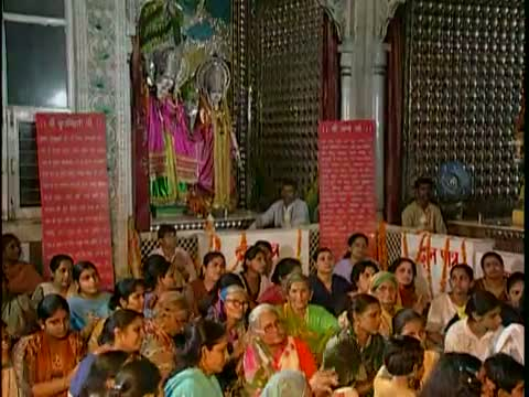 Kabhi Ram Banke Kabhi Shyam Banke (Full Shri Krishna Bhajan Video Song)