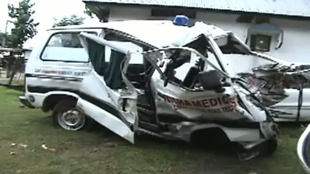 Six killed in road mishap in Assam
