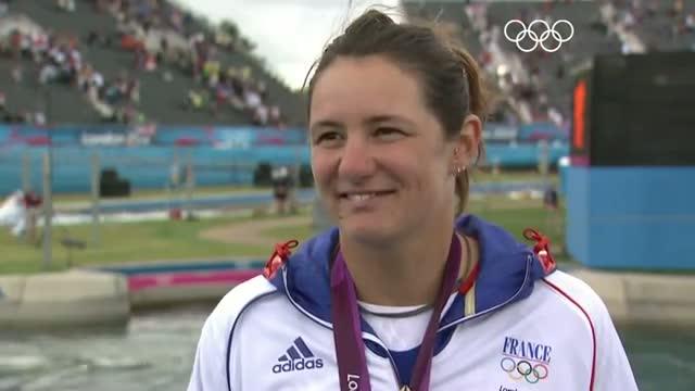 Canoe Slalom Kayak (K1) Women Final - London 2012 Olympic Games Highlights