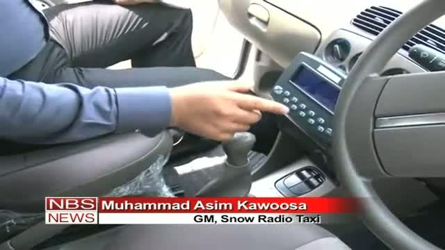 Srinagar gets first radio taxi service