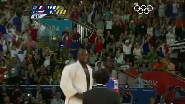 Judo Men -100 kg Final - Gold Medal - Rinerv Mikhaylin - London 2012 Olympic Games Highlights