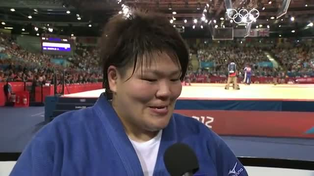 Judo Women -78 kg Final - Gold Medal - Ortiz v Sugimoto - London 2012 Olympic Games Highlights
