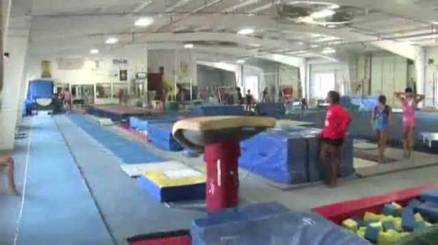Olympian's Win Inspires Former Teammates