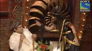 Kahani Comedy Circus Ki - Episode 47 - 5th August 2012 - Kapil Sharma & Sumona