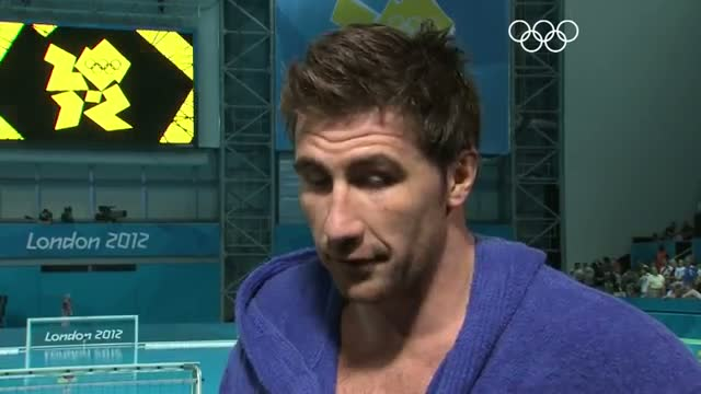 Water Polo Men's - Group B - Romania v Serbia - London 2012 Olympic Games Highlights