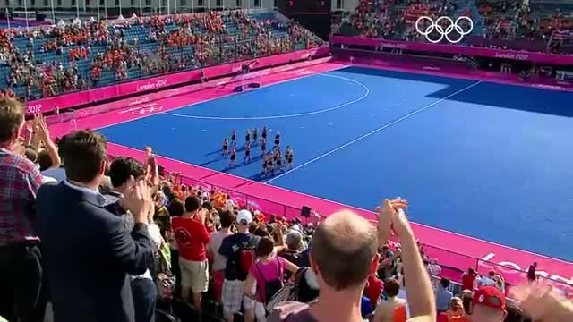 Hockey Women's Semifinals - Netherlands v New Zealand - London 2012 Olympic Games Highlights