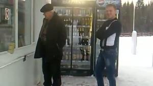 How Russian gas stations deter robberies