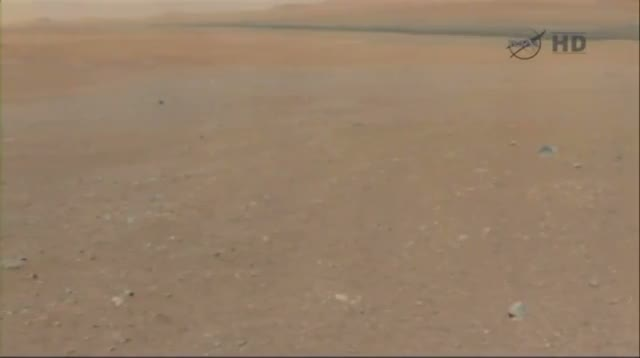Raw Image - New Image of Mars Gale Crater