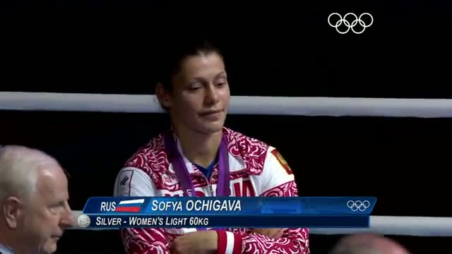 Boxing Women's Light (60kg) Finals Bout - Taylor v Ochigava - London 2012 Olympic Games Highlights