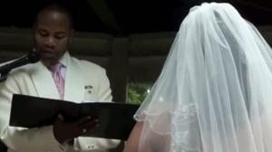 Bad wedding omen
