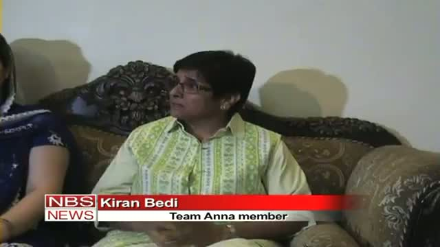 Kiran Bedi seeks blessings for new innings in politics
