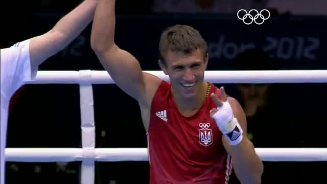 Boxing Men's Light (60kg) Finals Bout - Ukraine GOLD - London 2012 Olympic Games Highlights