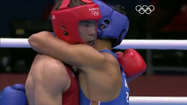 Boxing Men's Light Heavy (81kg) Finals Bout - London 2012 Olympic Games Highlights