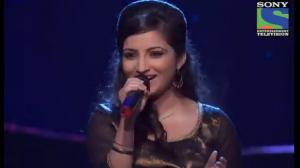 INDIAN IDOL SEASON 6 - EPISODE 22 - BEST PERFORMANCES - POORVI KOUTISH PERFORMING 'AAIYE MEHERBAAN' - 11TH AUGUST 2012