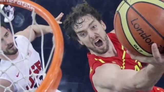 US Wins Gold, Beats Spain 107-100 in Men's Hoops