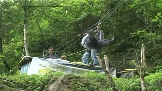 River Crossing New adventure for tourists in Sikkim