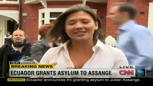 Julian Assange faces long stay in Ecuador's London embassy