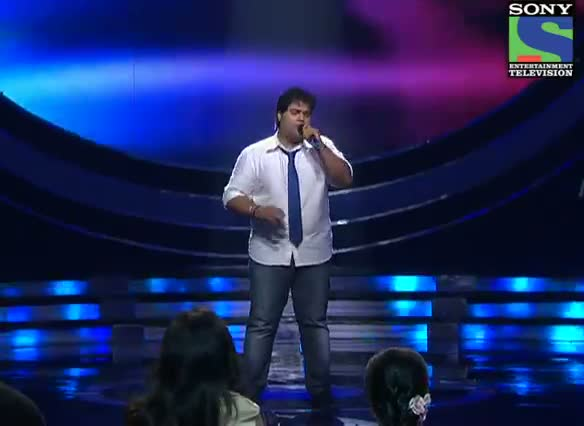 INDIAN IDOL SEASON 6 - EPISODE 24 - BEST PERFORMANCES - VIPUL MEHTA SINGING 'PHIRTA RAHOON' - 18TH AUGUST 2012