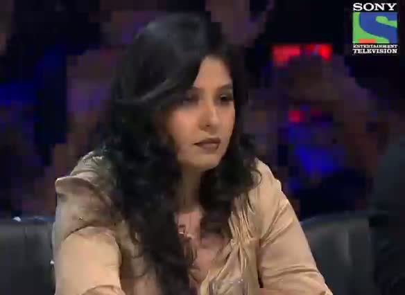 INDIAN IDOL SEASON 6 - EPISODE 24 - SPECIAL MOMENTS - BHOOMI TRIVEDI SINGS 'PARESHAAN' - 18TH AUGUST 2012