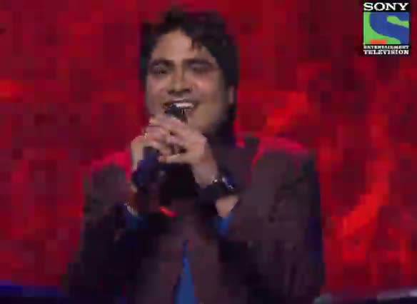 INDIAN IDOL SEASON 6 - EPISODE 24 - SPECIAL MOMENTS - RAKESH MAINI PERFORMING 'TUM MILE' - 18TH AUGUST 2012