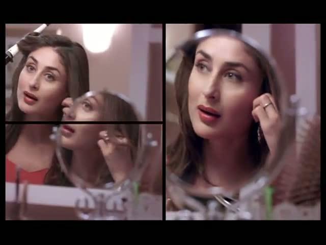 Philips Hair Care Ad 2012 - Kareena Kapoor