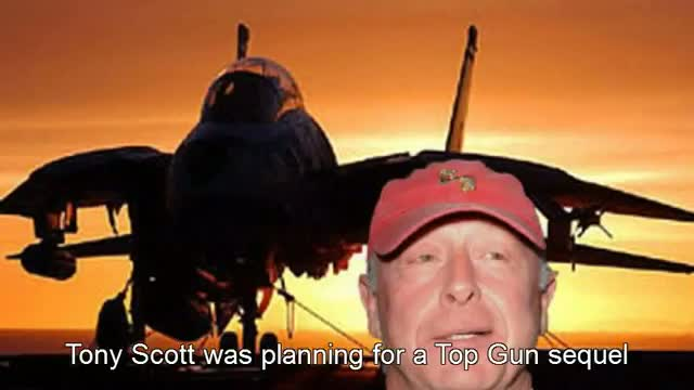 RIP Tony Scott: Top Gun director jumps to his death from LA bridge