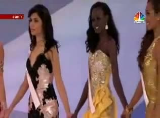 Miss World 2012 - Crowning Moment