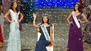 Miss China wins Miss World 2012 Tital, in China