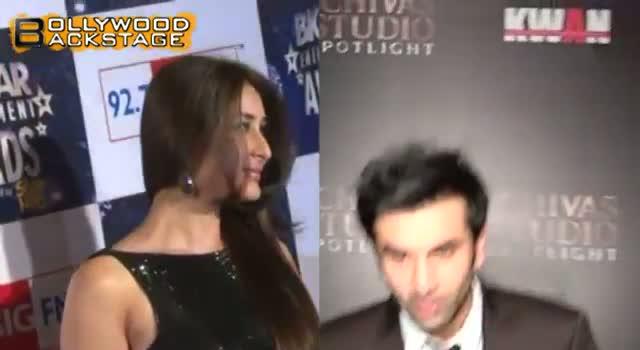 Kareena Kapoor & Ranbir Kapoor on Indian Idol 6 GRAND FINALE