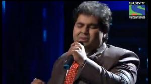 INDIAN IDOL SEASON 6 - EPISODE 25 - BEST PERFORMANCES - VIPUL MEHTA SINGS 'AAJ MAUSAM BADA BEIMAAN HAI' - 24TH AUGUST 2012