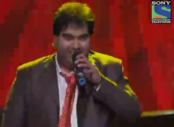 INDIAN IDOL SEASON 6 - EPISODE 25 - BEST PERFORMANCES - VIPUL MEHTA SINGS 'RAFTA RAFTA DEKHO AANKH MERI LADI HAI' - 24TH AUGUST 2012