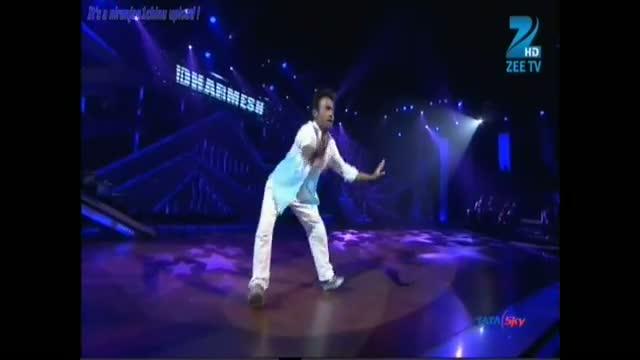 Dharmesh Sir Amazing Performance in DID Dance ke Super Kids (26th August 2012)