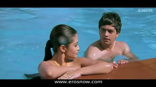 Hot Riya Sen Swimming - 3 Bachelors