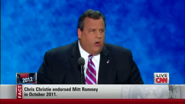 """Gov. Chris Christie says its time to do what is"""" ri..."""