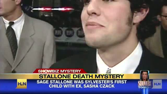 Sage Stallone 'died of heart attack, not drug overdose'