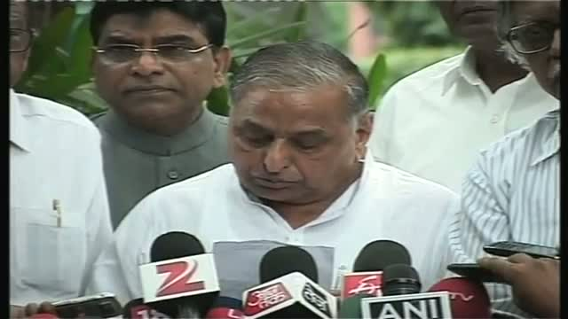 Mulayam Singh sets the ball rolling for the third front