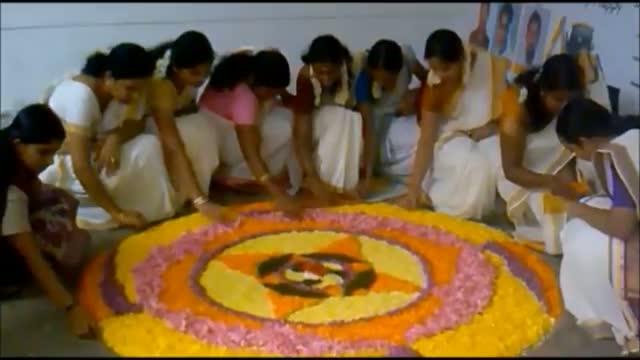 Onam Special - Celebration at India Techs Ltd, Kerala.